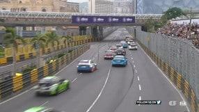 WTCC - Macao: Huff mette la nona