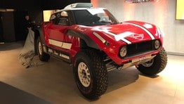 Dakar 2018, colpo di scena Mini: ecco la Jcw Buggy