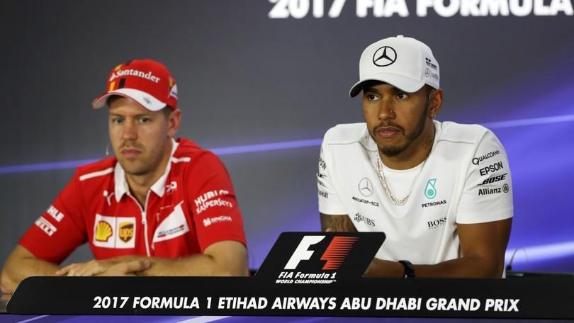 F1 Abu Dhabi, Vettel pensa al 2018: