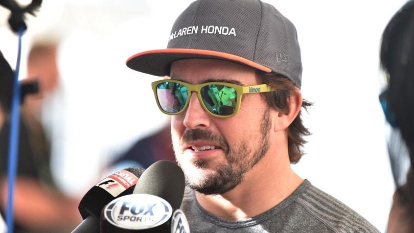 Alonso e la delusione Honda: