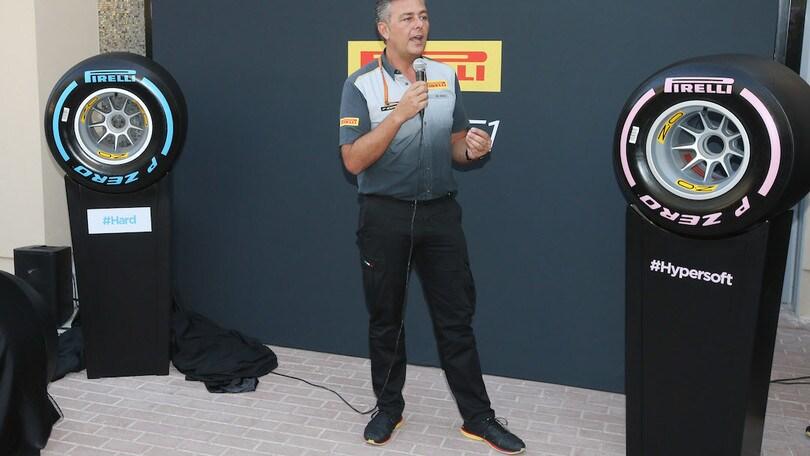 Formula 1 2018, gomme: novità Hypersoft e Superhard per Pirelli