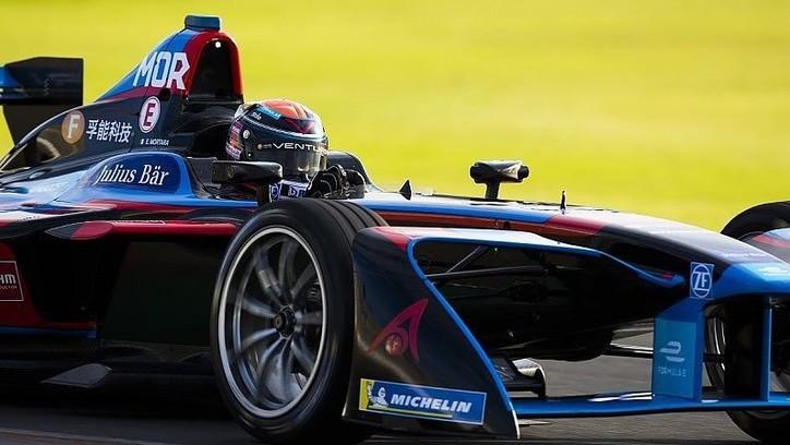 Formula E Hong Kong, Mortara pronto all'esordio con Venturi