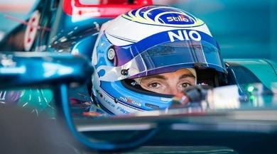 Formula E Hong Kong, Luca Filippi presenta il primo e-prix della stagione