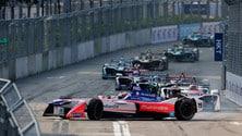 Formula E, via pirotecnico alla quarta stagione
