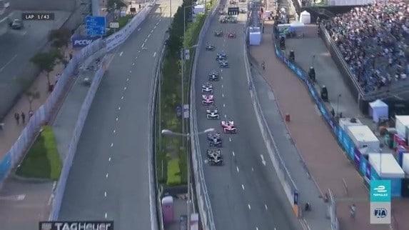 Formula E - Hong Kong: Bird e Rosenqvist aprono le danze