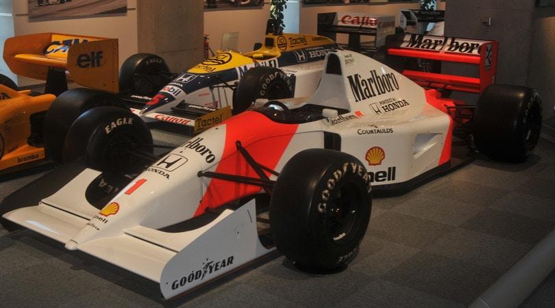 Honda Museum Motegi: foto