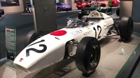 Honda Collection Hall: viaggio nel tempo e nella gloria