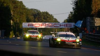 WEC, Porsche cala il poker con Bruni in GTE-Pro a Le Mans