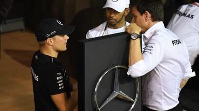 Formula 1: Wolff prevede una lotta a tre con Ferrari e Red Bull