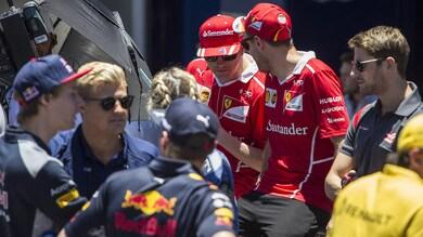 Formula 1: i dieci team e i venti piloti della stagione 2018