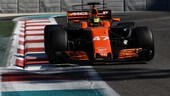 Formula 1, niente McLaren del venerdì per Lando Norris