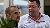 McLaren, divorzio da Honda ha evitato la fuga dei tecnici