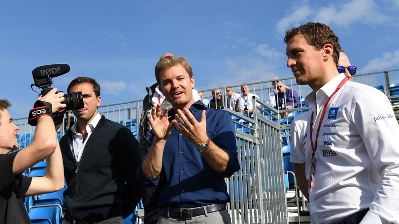 Rosberg: Formula E, tecnologia e costruttori assicurano il futuro