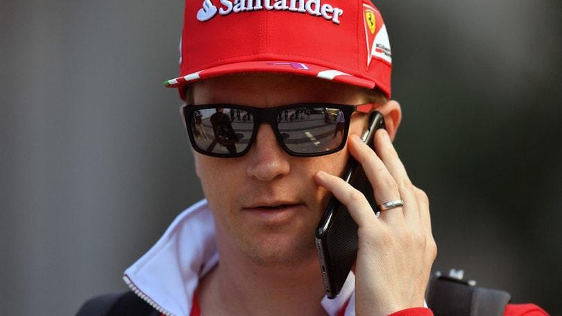 F1 | Kimi Raikkonen sbarca su Instagram