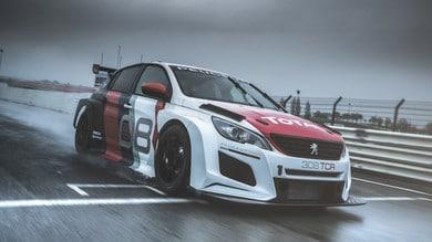 Peugeot Sport aggiorna la 308 per il WTCR