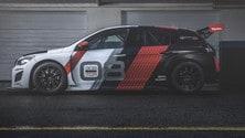Peugeot Sport aggiorna la 308 per il WTCR, le foto