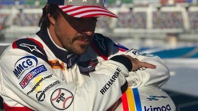 Fernando Alonso, El Conquistador è sbarcato a Daytona