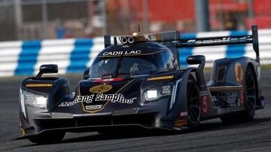 Test 24 Ore di Daytona: Albuquerque il più veloce, pochi giri per Alonso