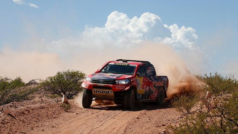Dakar 2018: Barreda mette il turbo