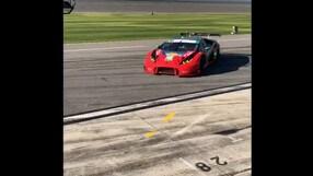 24 Ore di Daytona, Caldarelli: vita in garage