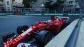 GP Azerbaijan, Pirelli va sul morbido a Baku