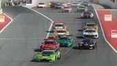 24 Ore Dubai: si impone la Mercedes del Black Falcon con Piana