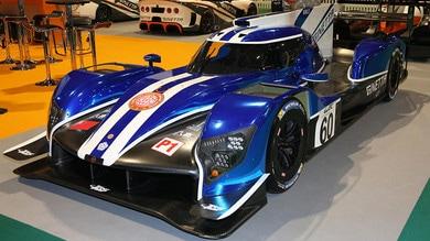 Ginetta: svelato il prototipo G60 per sfidare Toyota nel Wec