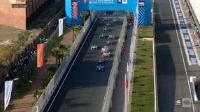 Formula E - Marrakech: incontenibile Rosenqvist vince e comanda
