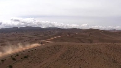 Dakar 2018 - 8° tappa: Sainz al comando