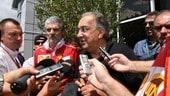 Marchionne: la forza della tranquillità Ferrari