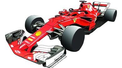 Ferrari progetto 669: la Formula 1 che verrà