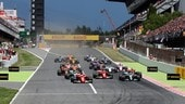 Barcellona si rifà il trucco, nuovo asfalto per i test Formula 1