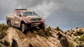 Dakar tappa 11, vince Ten Brinke ma sorride Sainz