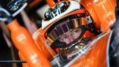 Vandoorne, primo assaggio di 2018 al simulatore McLaren