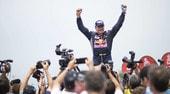 Carlos 'Magno' Sainz: Ho meritato di vincere questa Dakar