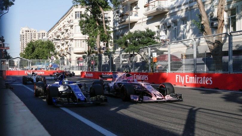 Sauber e Force India ritirano denuncia contro F1