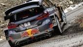 Rally Montecarlo, Ogier mantiene il comando nella seconda tappa