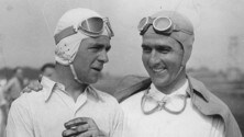 Storia fotografica dei caschi di Formula 1