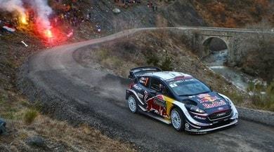 Rally di Montecarlo, Ogier vola verso la vittoria dopo la terza tappa