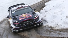 Rally Montecarlo: Ogier domina con Ford
