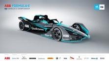 Formula E Gen2, la monoposto-Batman: foto