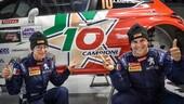 Andreucci, l'immortale del CIR: al via anche nel 2018 con Peugeot