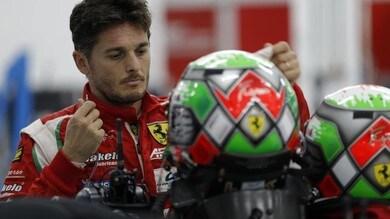 Fisico sempre bestiale: Giancarlo torna a Le Mans e nel Wec