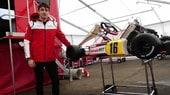 Leclerc e Fuoco: ritorno al kart (momentaneo)