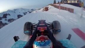 Verstappen, discesa libera al Kitzbühel su Red bull