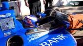 Indycar: l'anti-halo funziona