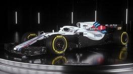 Formula 1, Williams: ecco la FW41, nuova per filosofia