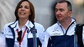 Formula 1: Williams, obiettivo ritorno ai piani alti