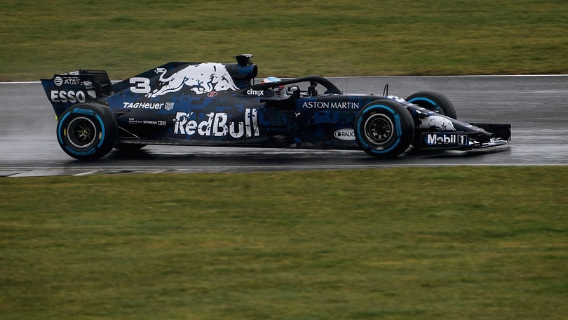 Red Bull RB14 Special Edition