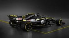 Formula 1, Renault RS18: foto